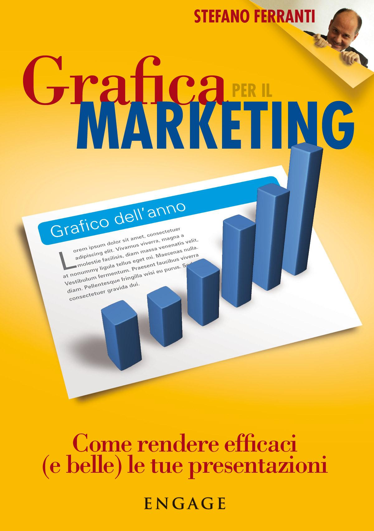 immagine GRAFICA PER IL MARKETING - IL NUOVO EBOOK ENGAGE EDITORE