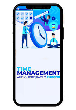 immagine del libro AUDIOLIBRO TIME MANAGEMENT