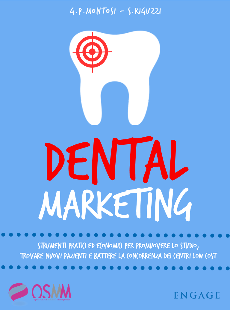 immagine del libro DENTAL MARKETING - Dott. Montosi & S.Riguzzi