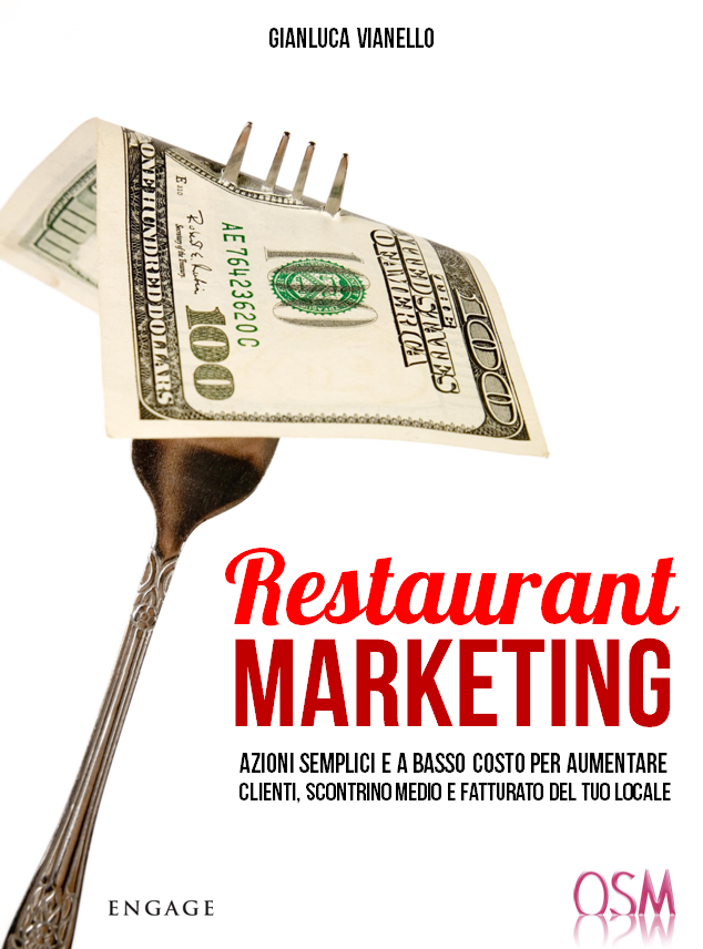 immagine del libro RESTAURANT MARKETING