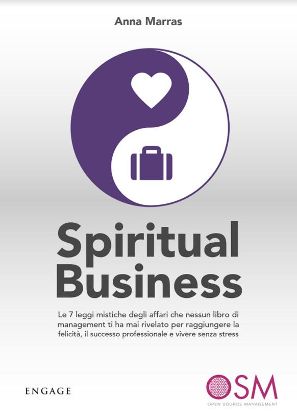 immagine del libro SPIRITUAL BUSINESS - Anna Marras
