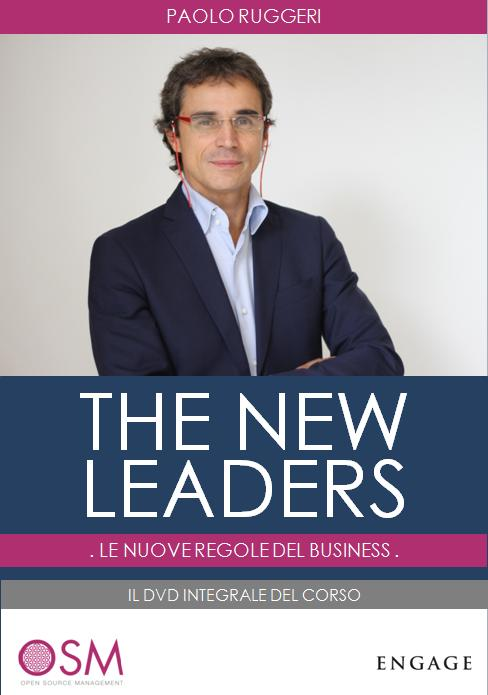 Immagine THE NEW LEADERS, IL DVD INTEGRALE DEL CORSO